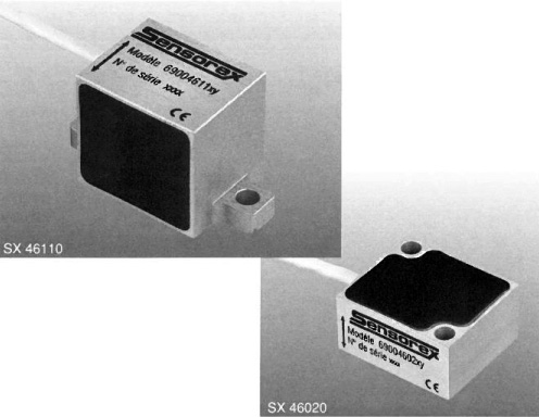 SX46000 Series(加速度センサ)写真